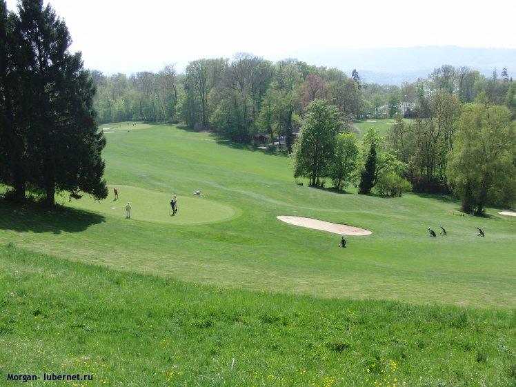 Фотография: Цюрих - поля для гольфа, пользователя: Morgan