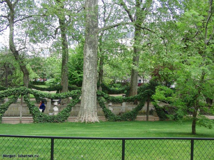 Фотография: Люксембургский сад, пользователя: Morgan