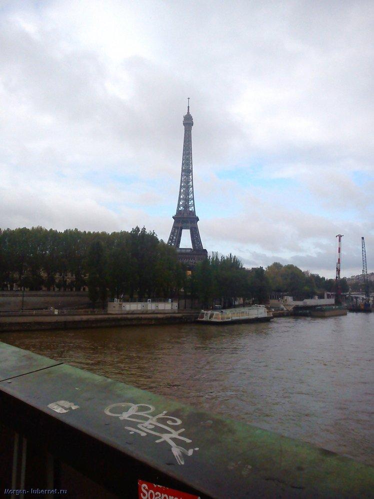Фотография: Башня и граффити, пользователя: Morgan