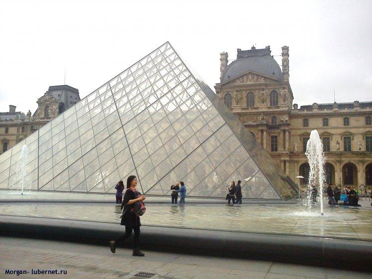 Фотография: Пирамида, пользователя: Morgan