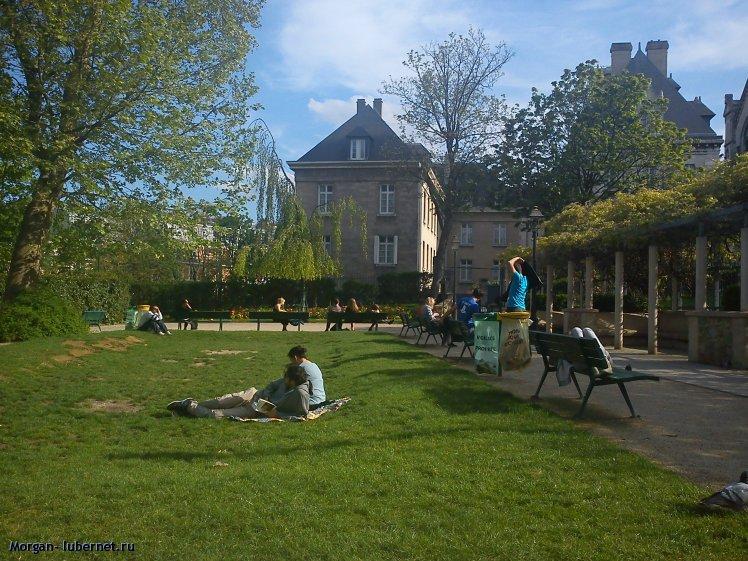 Фотография: Парк для отдыха, пользователя: Morgan