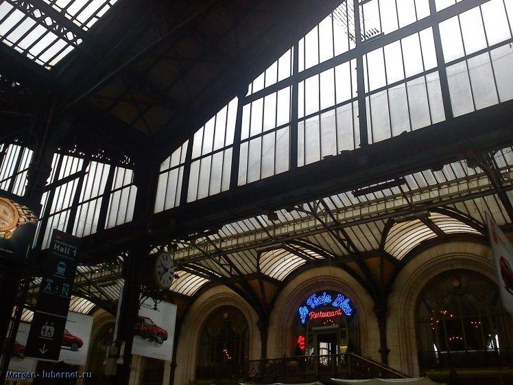 Фотография: Ж/д вокзал, пользователя: Morgan