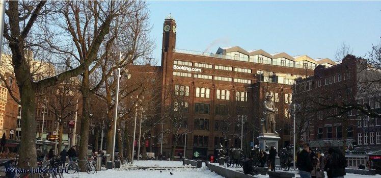 Фотография: Rembrandtplein Amsterdam, пользователя: Morgan