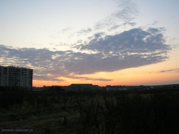 Фотография: Облака утром, пользователя: Мекола