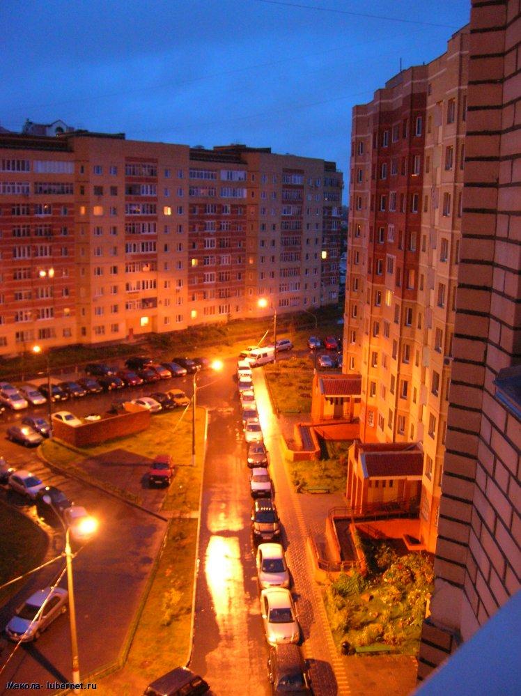 Фотография: Вид из окна, пользователя: Мекола