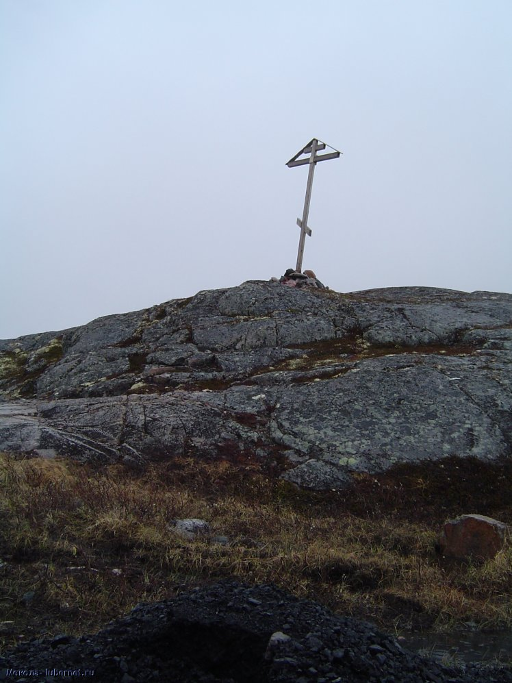 Фотография: ... И кресты над дорогой стоят..., пользователя: Мекола