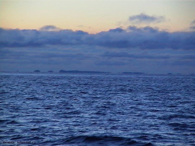 Фотография: Белое море август 2002, пользователя: Мекола
