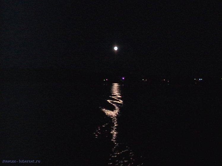 Фотография: сентябрь ночью, пользователя: Мекола