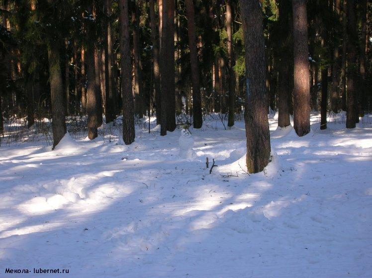 Фотография: Снеговик, пользователя: Мекола
