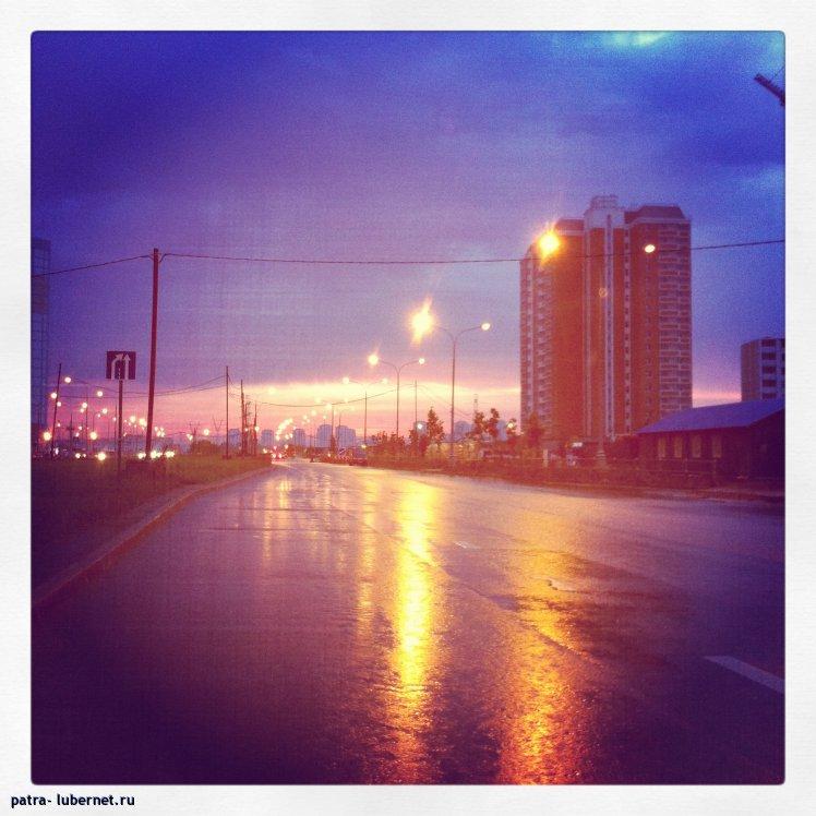 Фотография: Люберцы, улица Рождественская, пользователя: patra