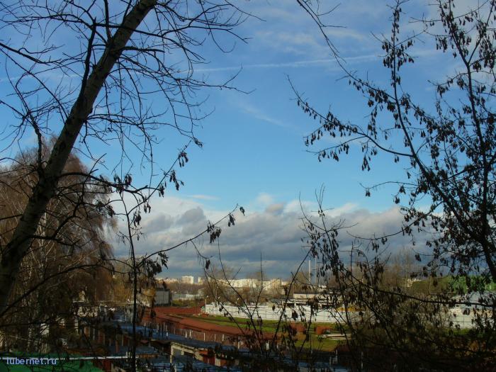 Фотография: Осенее небо нашего города, пользователя: Tais