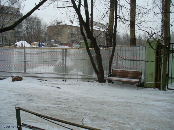 Фотография: вид во дворе, пользователя: Tais