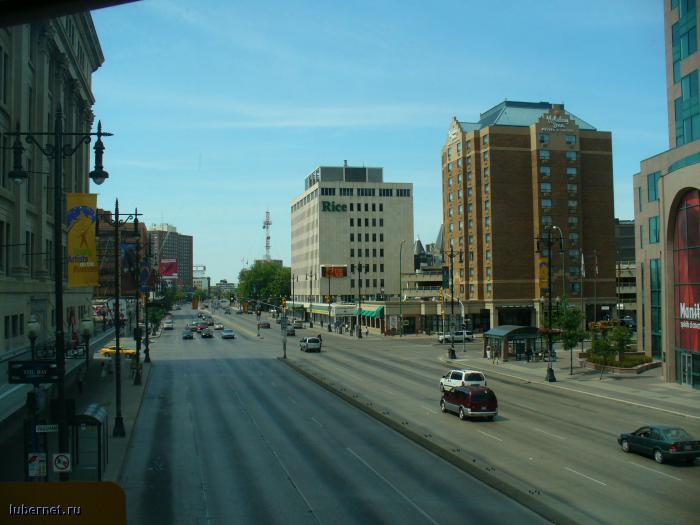 Фотография: о дорогах....в Канаде, пользователя: Tais