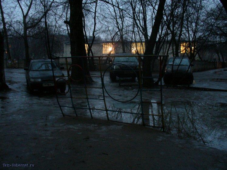 Фотография: Мой двор, пользователя: Tais