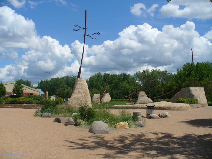 Фотография: парк Forks, пользователя: Tais
