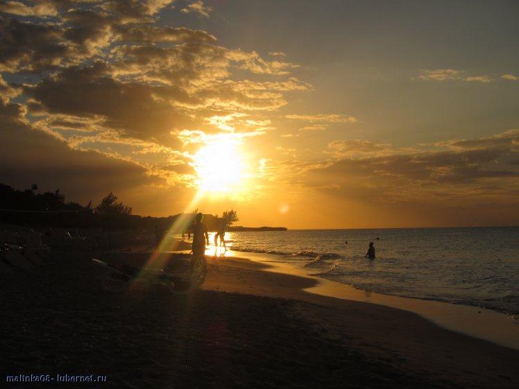 Фотография: закат на кубе.JPG, пользователя: malinka08