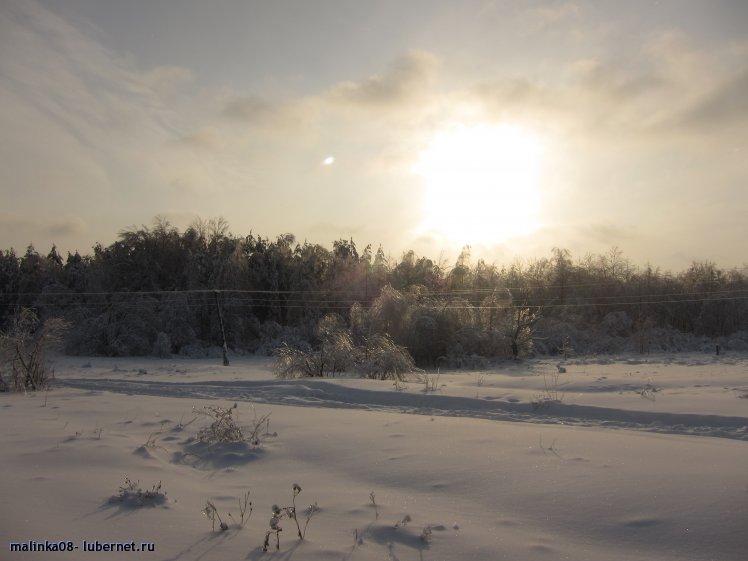 Фотография: зима.JPG, пользователя: malinka08