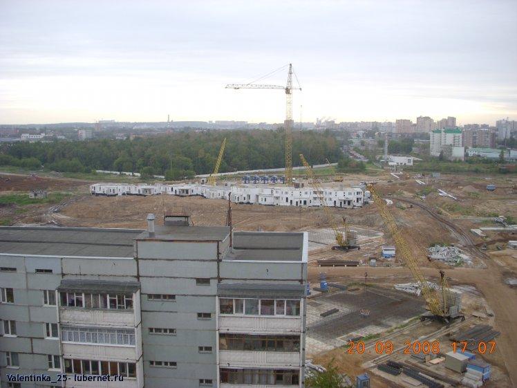 Фотография: вид из окна.jpg, пользователя: Valentinka_25