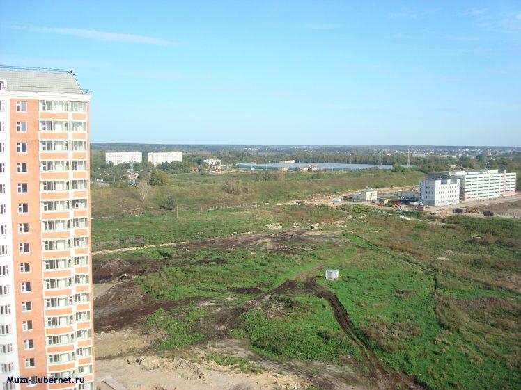 Фотография: Вид из кухни на 15 этаже 1.JPG, пользователя: Muza