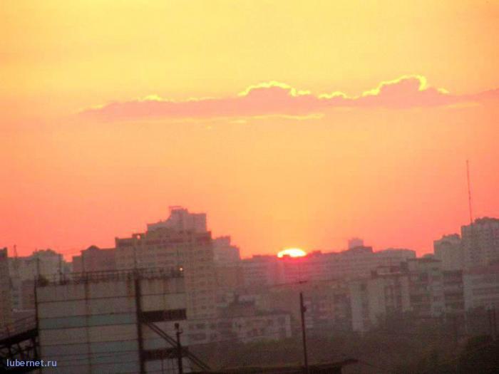 Фотография: Закат, Жулебино, пользователя: 7fonia