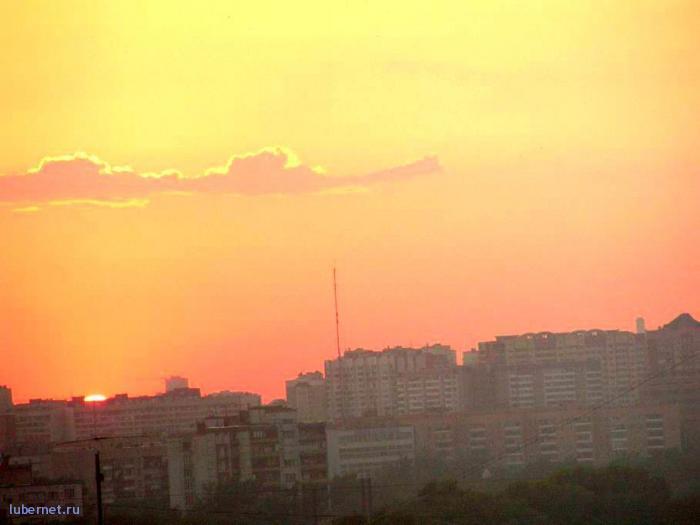 Фотография: Ещё закат, пользователя: 7fonia