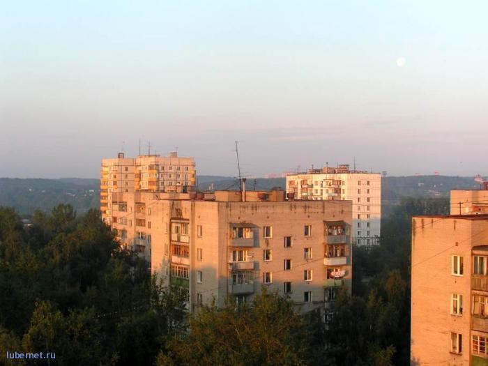 Фотография: Ещё рассвет. Луна на небе..., пользователя: 7fonia