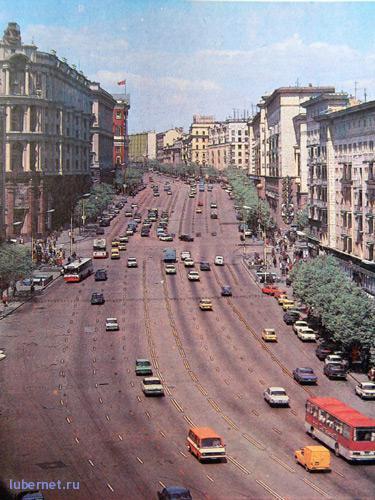Фотография: Тверская ул. Час пик!!!!, пользователя: 7fonia