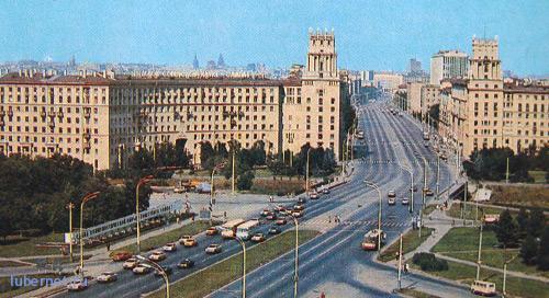 Фотография: Ленинский проспект!, пользователя: 7fonia