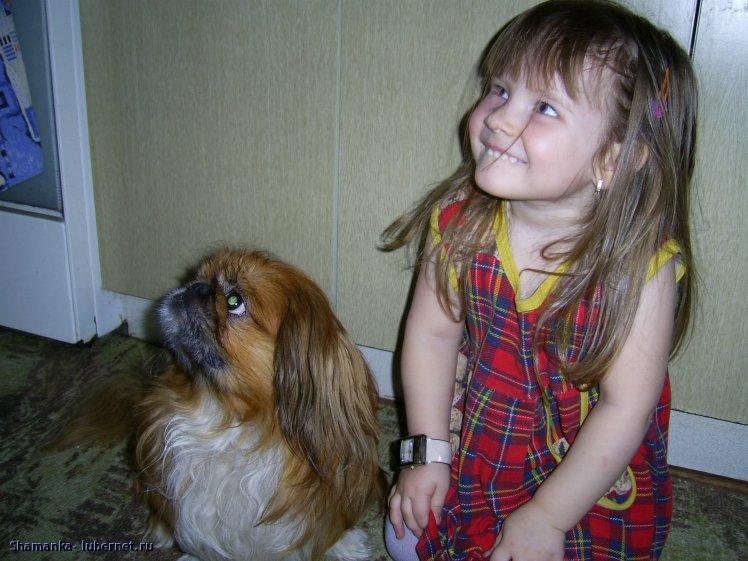 Фотография: моя дочка Юлька, пользователя: Shamanka