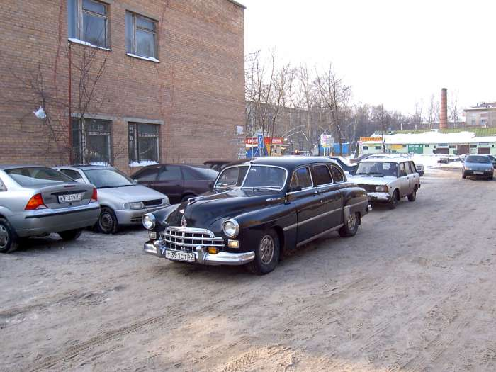 Фотография: Волга, пользователя: Flaw