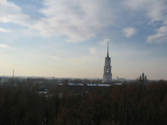 Фотография: колокольня вокресенского собора, пользователя: Flaw