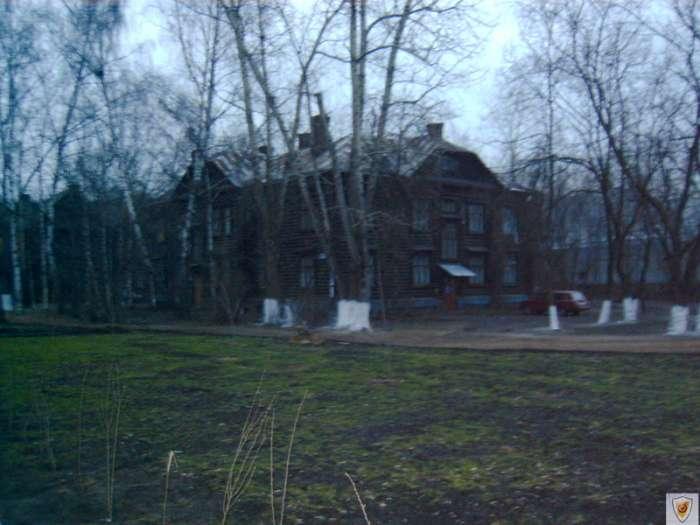 Фотография: Деревянный дом, пользователя: Flaw