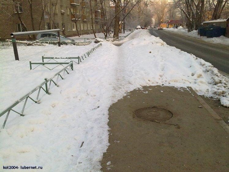 Фотография: тротуар_проезд 2.jpg, пользователя: kot2004