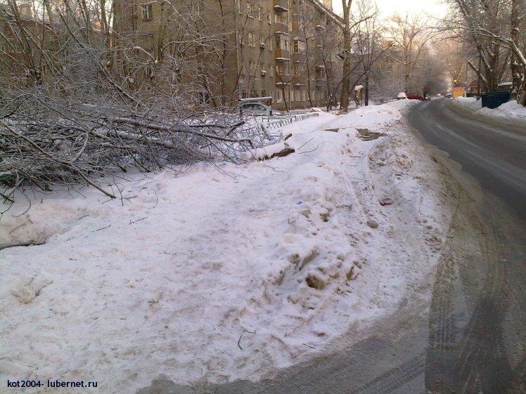 Фотография: тротуар проезд 3.jpg, пользователя: kot2004