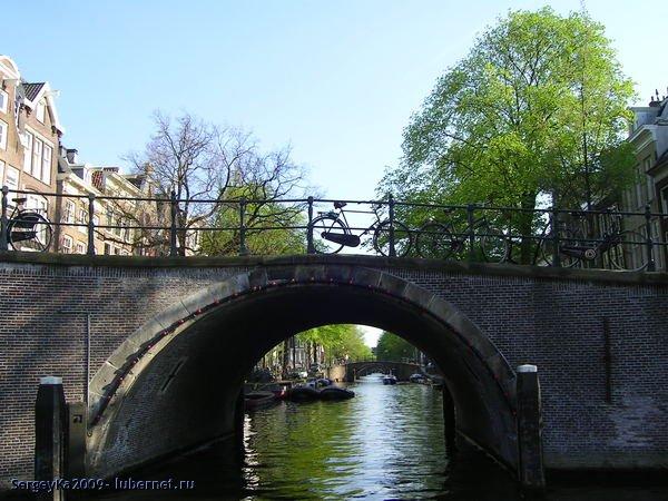 Фотография: Мосты Амстердама, пользователя: SergeyKa2009