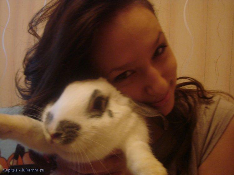 Фотография: моя любимая зая, пользователя: Марика.