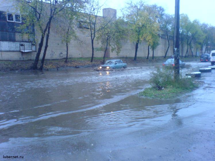 Фотография: Доковская после дождя, пользователя: Санёчек