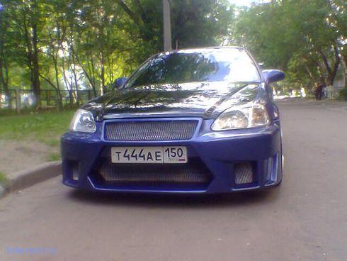 Фотография: Honda Тёмного, пользователя: Мишаня