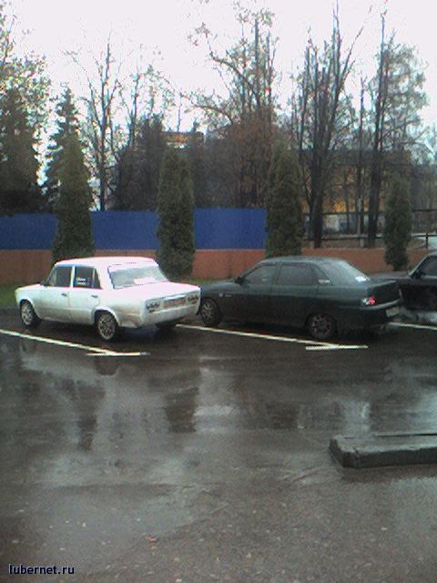 Фотография: Наши на парковке, пользователя: Мишаня