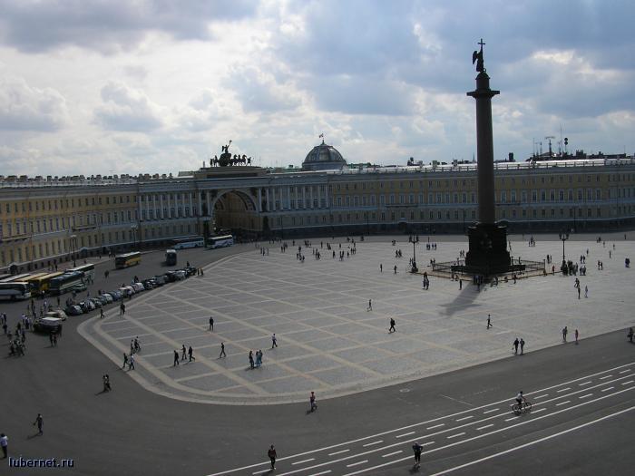 Фотография: Дворцовая пллощадь, пользователя: Мишаня