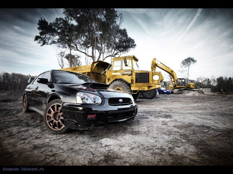 Фотография: Subaru_black_zastavki_com_6757_2.jpg, пользователя: Мишаня