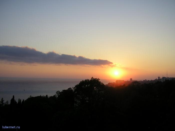 Фотография: Сочи Закат, пользователя: Мишаня
