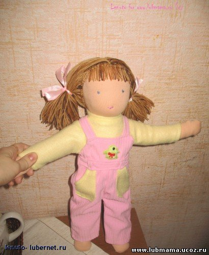 Фотография: Вальдорфская кукла.jpg, пользователя: lenuto