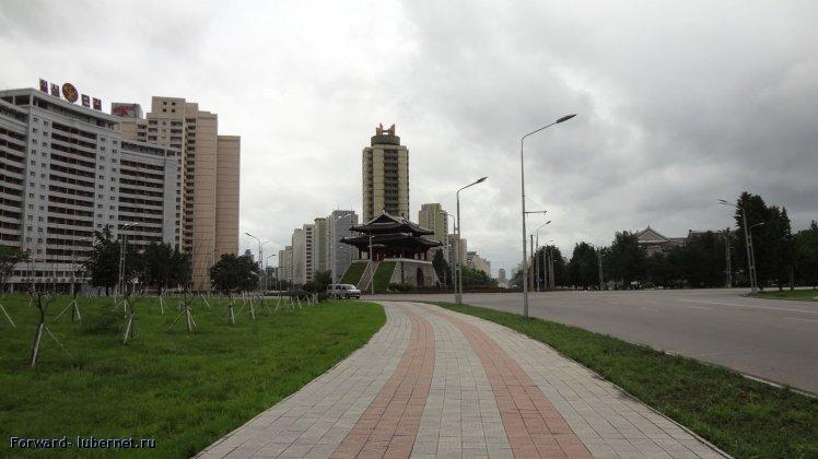 Фотография: Entering Mansudae Street.jpg, пользователя: Forward