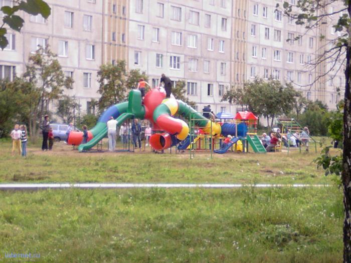 Фотография: Новая детская площадка, пользователя: Sandy