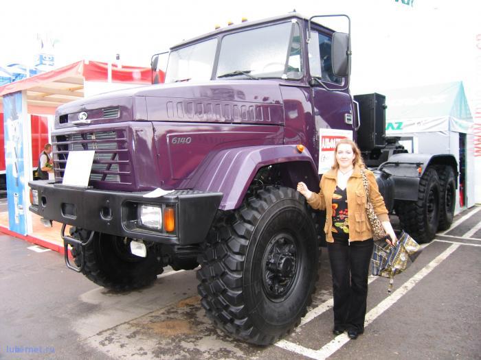 Фотография: Я и грузовик, пользователя: Sandy