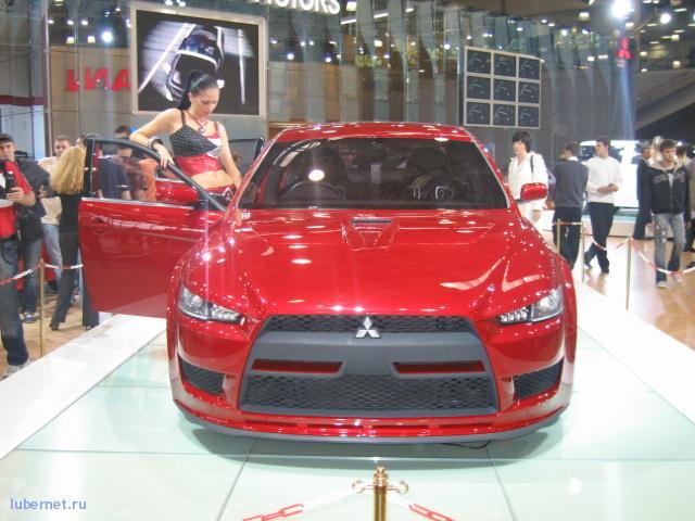 Фотография: Mitsubishi Lancer Evolution IX, пользователя: Sandy