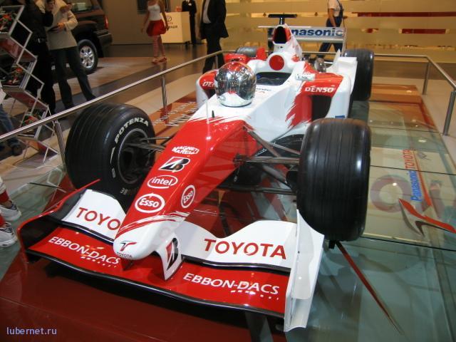 Фотография: Болид Toyota, пользователя: Sandy