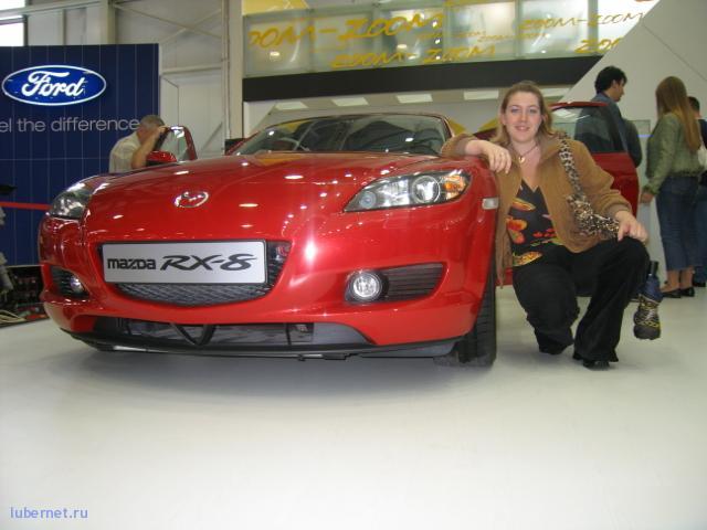 Фотография: Mazda RX-8, пользователя: Sandy
