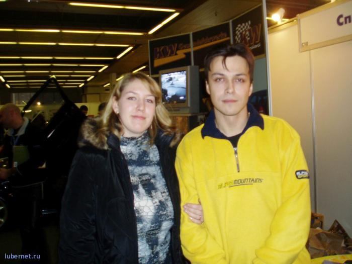 Фотография: Я и Российский голос Формулы-1, пользователя: Sandy